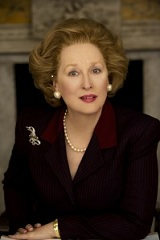 Promotional image of Maryl Streep as Margaret Thatcher, released for The Iron Lady (film). Source: http://www.deadline.com/2011/02/first-look-meryl-streep-as-mrs-thatcher/ Purpose: Film discussion
