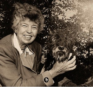 Eleanor Roosevelt, leadership, coaching, confidence