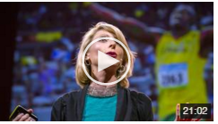 Captivating TED talks